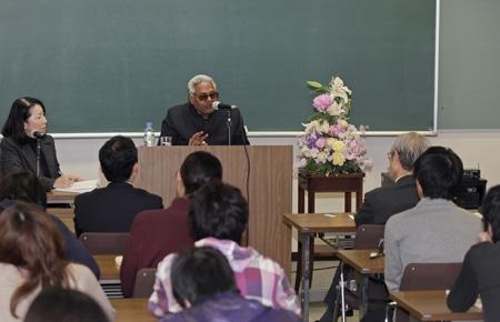 Sohan Lal Gandhi - Lecture