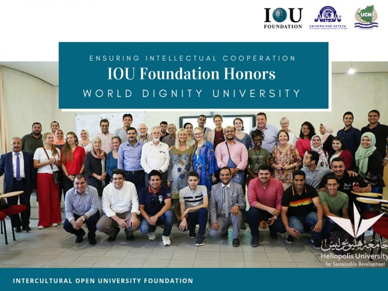 World Dignity University Archives - IOU Foundation - Accredited PhD