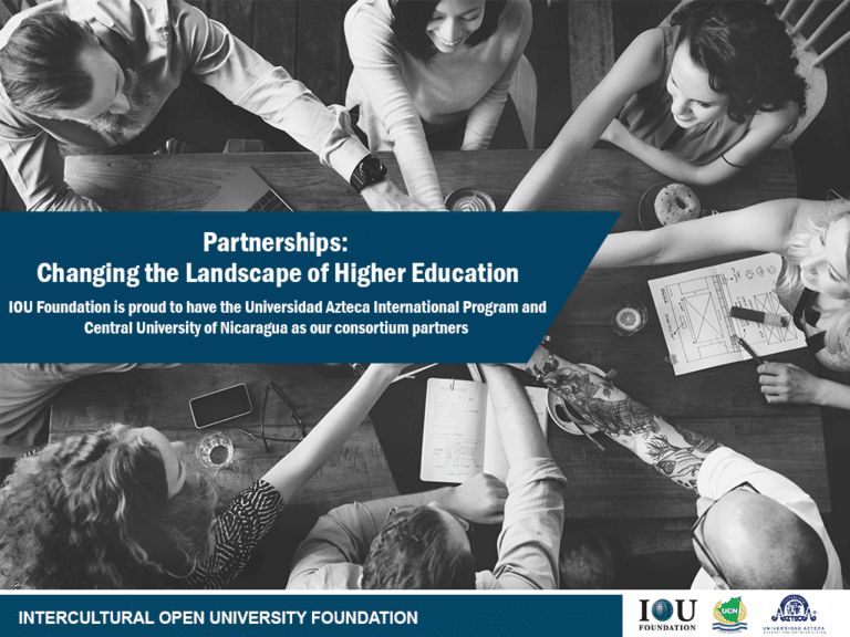 International university partnerships are changing the landscape of higher education.